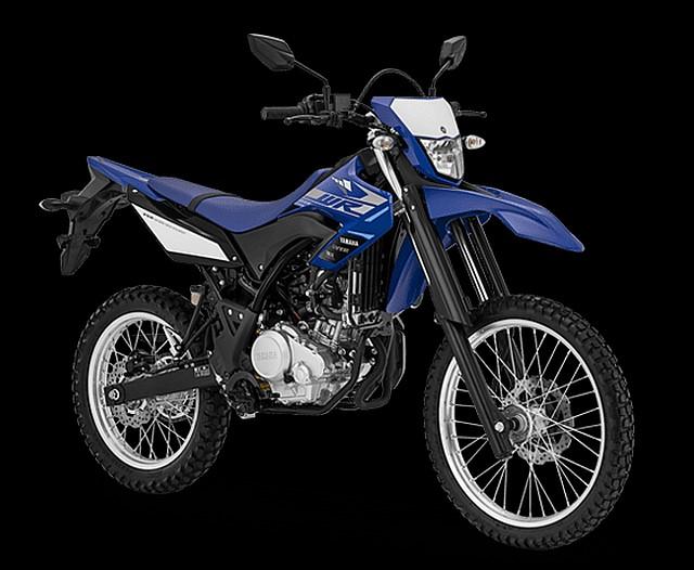 Yamaha WR 155 1 WEB