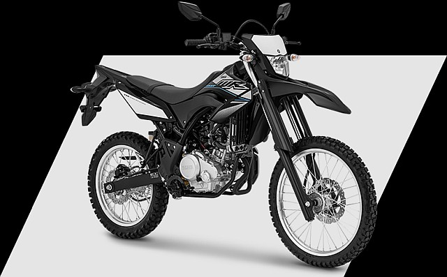 Yamaha WR 155 Black WEB