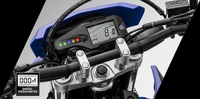 Yamaha WR 155 R Console WEB