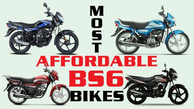 affordable bs6 bikes accessible motorcycles