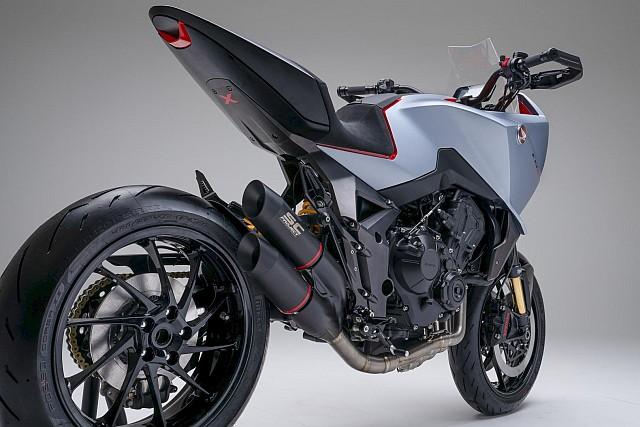 Honda CB4X 4 WEB