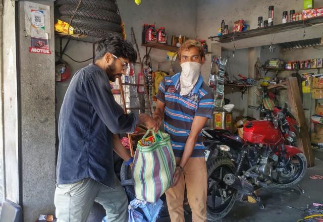 Motul helps motorcycle mechanics in India