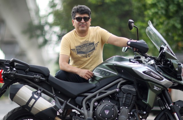 Shoeb Farooq speaks to Bike India