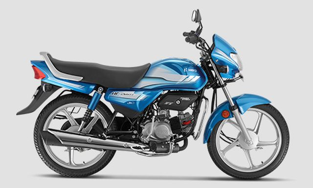 hero motocorp commuter affordable
