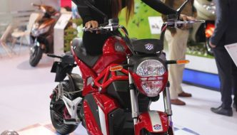 Make in India Okinawa Electric Motorcycle
