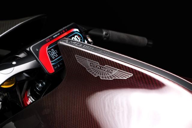 Aston Martin Brough Superior AMB 001 Testing