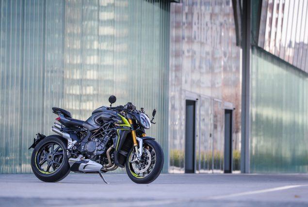 2020 MV Agusta Brutale 1000 RR Breaks Cover - Bike India