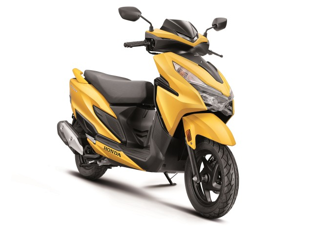 new Honda scooter grazia 125 launched in India