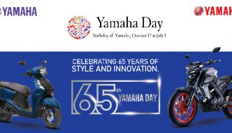 Yamaha Celebrate 65th Birthday