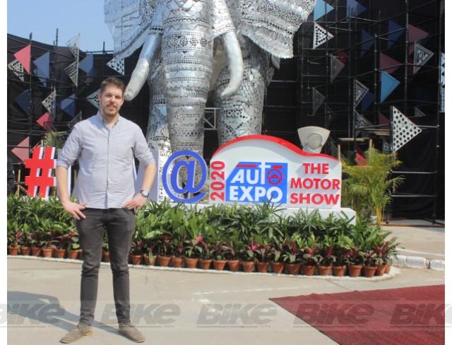 Derek Knipscheer is trying to make Pinlock technology mainstream in India
