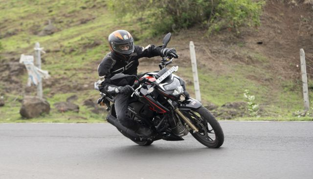 BS6 TVS Apache RTR 200 4V Action 2 WEB