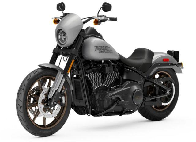 Harley-Davidson Low Rider S WEB