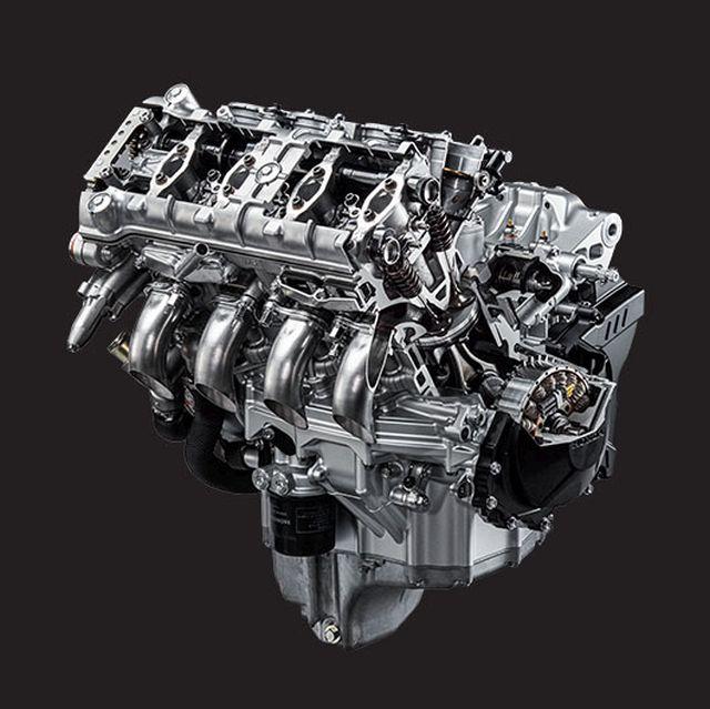 Honda CBR1000RR-R engine WEB