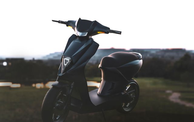 simple energy electric scooter Mark 2