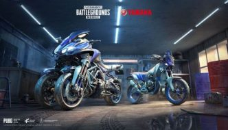 Yamaha and PUBG Mobile Come Together