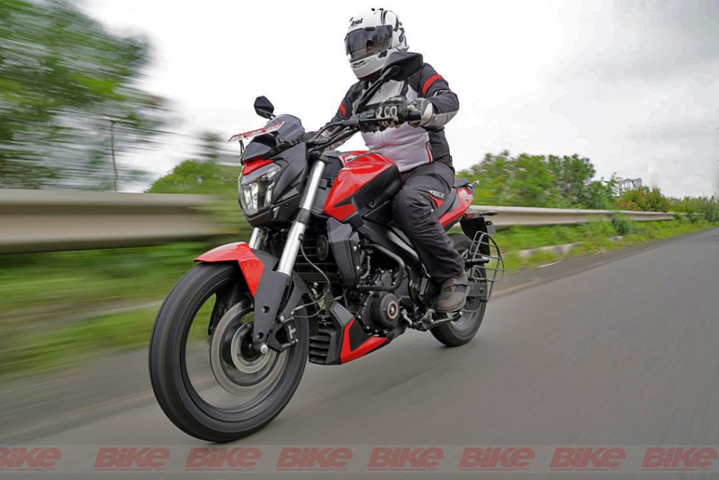 This image has an empty alt attribute; its file name is new-Bajaj-Dominar-250-BS6-launch-review-specs-price-in-India_1-1024x683.jpg