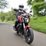 New Bajaj Dominar 250 BS6 Road Test Review