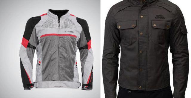 tvs royal enfield jacket collage web