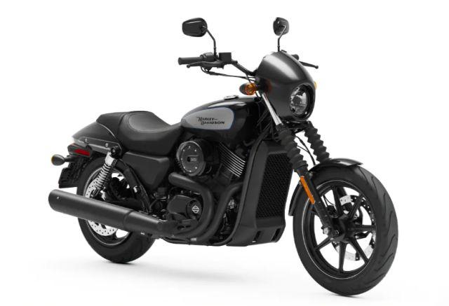 Harley-Davidson Street 750 WEB