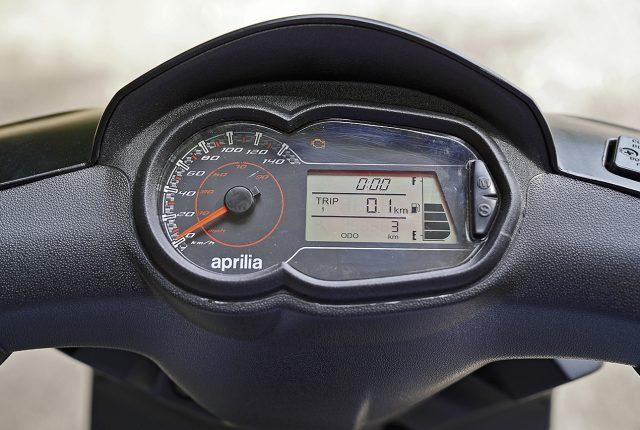 2020 Aprilia SR 160 Storm BS6 review bike india