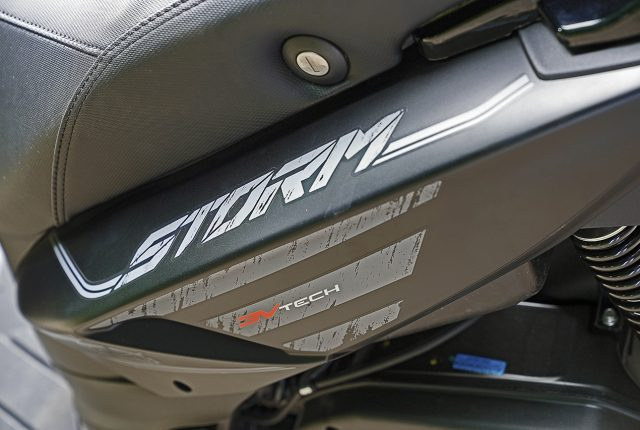 2020 Aprilia SR 125 Storm BS6 review bike india