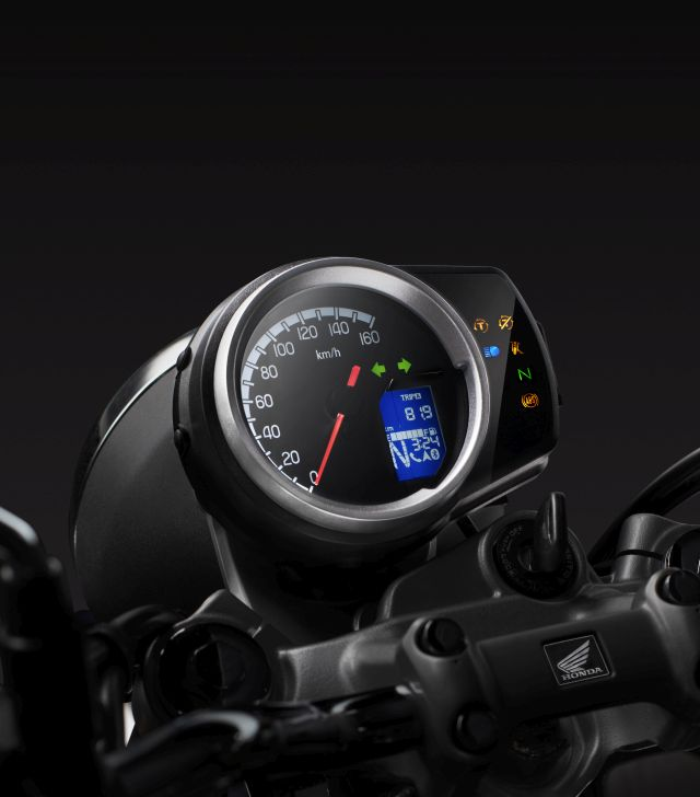 Advanced Digital-Analogue Speedometer WEB