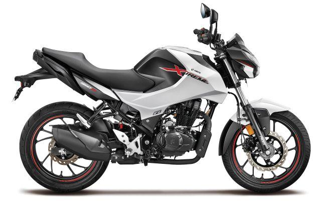 hero xtreme 160r motorcycle
