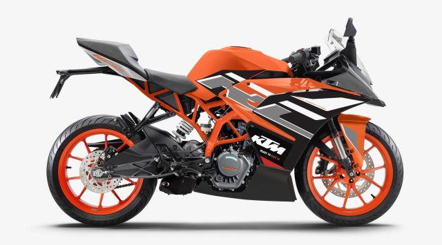 RC200 Electronic Orange WEB