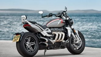 Triumph Rocket 3 GT Launched at Rs 18.40 lakh