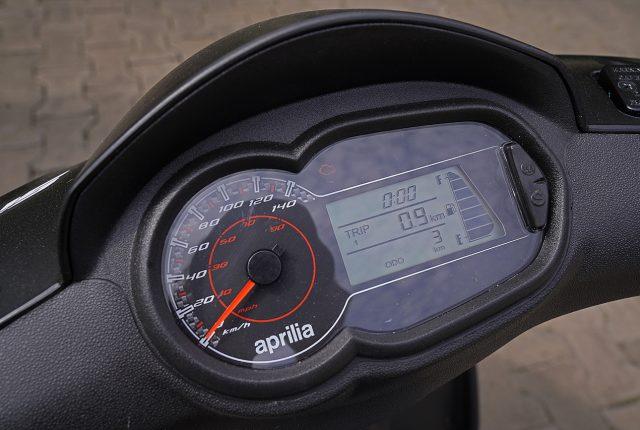 Instrument console 2020 Aprilia Sr 160 Race BS6