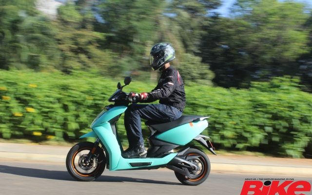 Ather 450X Gets Assured Buyback Offer