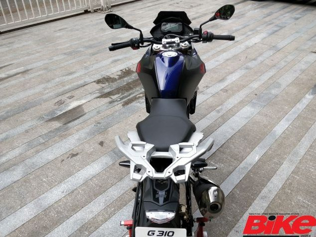 BMW G 310 GS launch