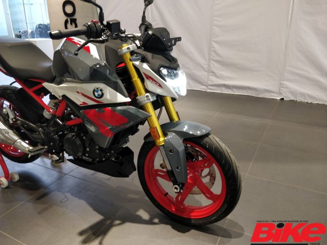 BMW G 310 R launch