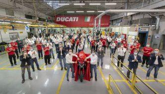 Ducati Multistrada V4 Granturismo Engine And Radar Tech Revealed