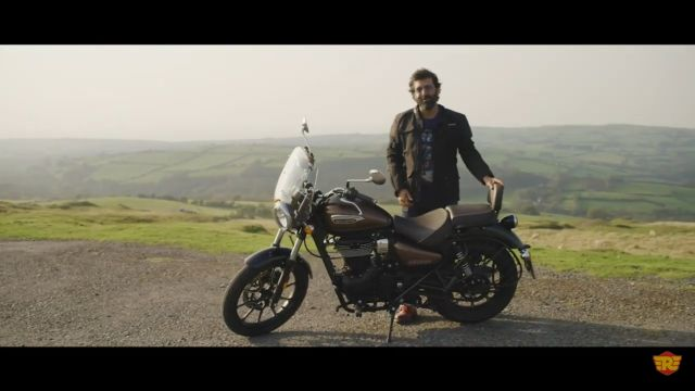 Royal Enfield Meteor 350 WEB