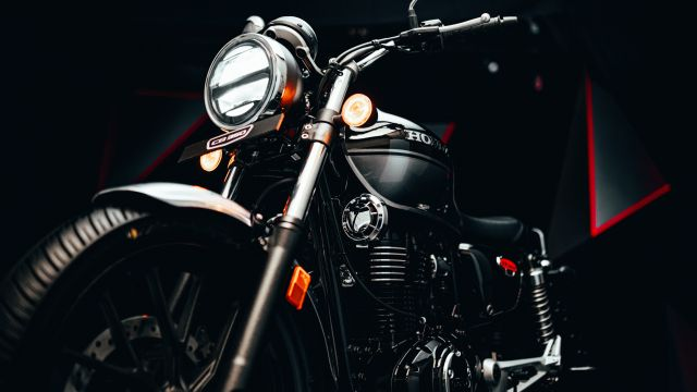 Honda H'ness CB350 retro-style motorcycle launched in India