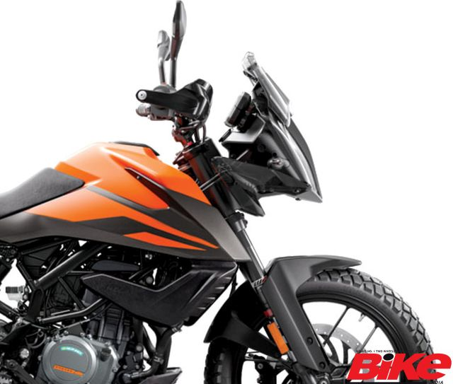 The KTM 250 Adventure is expected to be launched during the upcoming festive season.