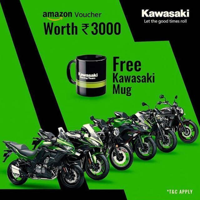 Kawasaki India Festive Offers 2 WEB