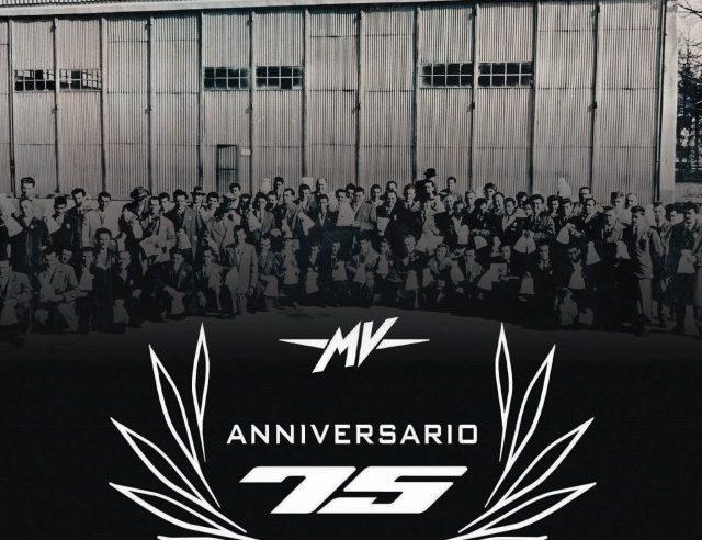 75 years of MV Agusta