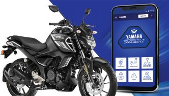 Yamaha Motorcycle Connect X Available for FZ Range