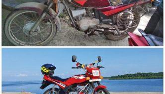 1998 Yamaha RX-Z Restoration – Island Romance