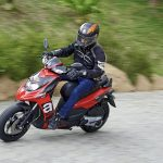 New Aprilia SR 160 and SR 160 Race BS6 First Ride Review