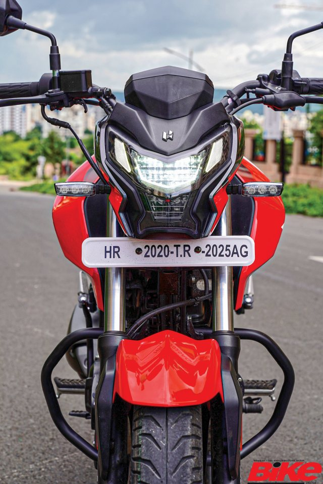 We test the Hero Xtreme 160R in real world conditions