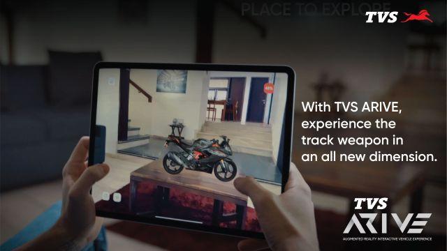 TVS ARIVE App WEB