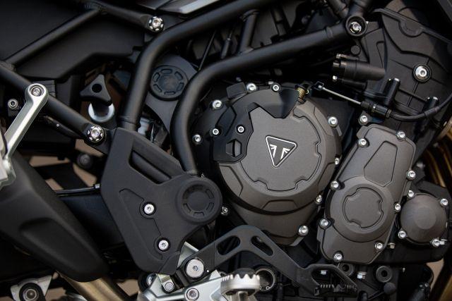 Tiger 850 Sport - Engine WEB