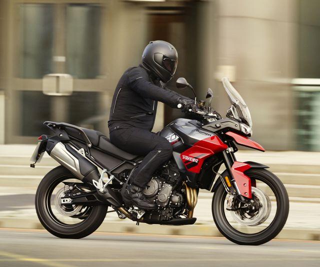 Tiger 850 Sport - Hero Riding 2 WEB