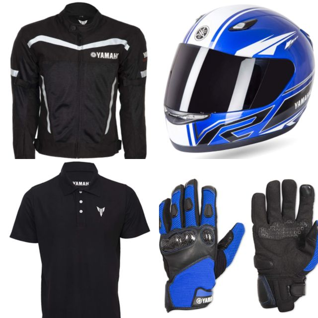 Yamaha Riding Apparel and Accessories WEB