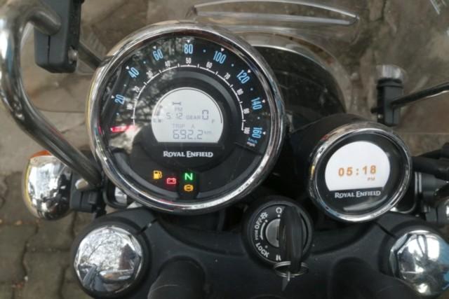 BI Bike Long Term Royal Enfield Meteor 350