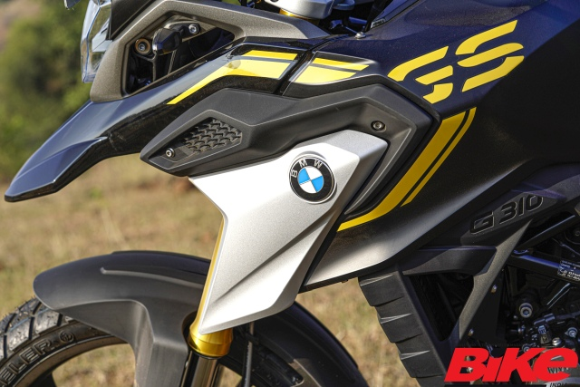 We road test the BMW G 310 GS