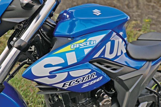 Suzuki Gixxer 250 and SF 250 6